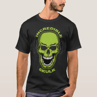 SKULL - Incredible Skulk T-Shirt