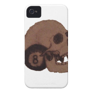 skull iPhone 4 Case-Mate cases