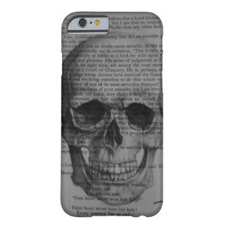 skull iPhone 6 case Barely There iPhone 6 Case