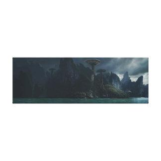 Skull Island Chapter 2 Canvas Print