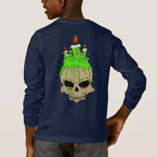 Skull Kids' Basic Long Sleeve T-Shirt