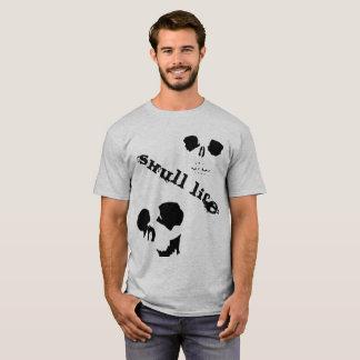 skull life T shirt
