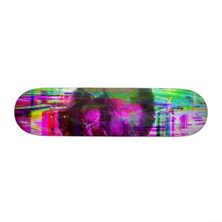 Skull Logo Deck 21.3 Cm Mini Skateboard Deck