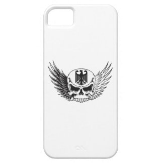 skull logo small iPhone 5/5S cover