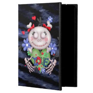 SKULL LOVE 2 BLEU CUTE iPad Air 2 Powis iPad Air 2 Case