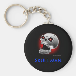 SKULL MAN keychain