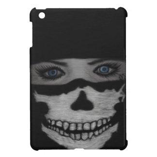 Skull Mask iPad Mini Cases
