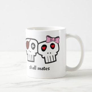 Skull Mates Coffee Mugs