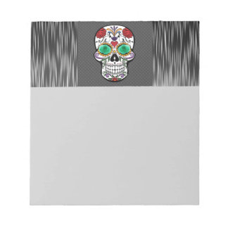 Skull Memo Notepads