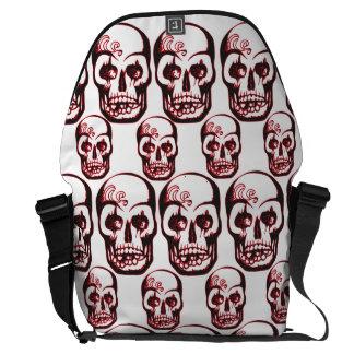 Skull Messenger Bags