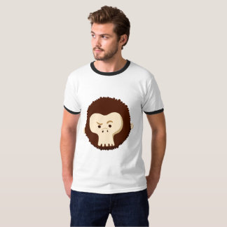 Skull Monkey Head T-Shirt
