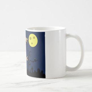 Skull Monster Coffee Mugs