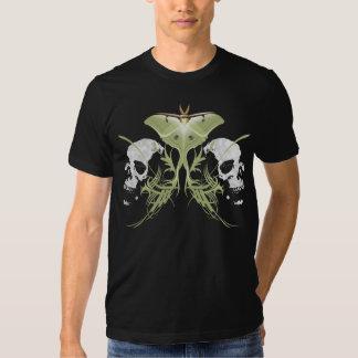 Skull Moth Tee Shirt