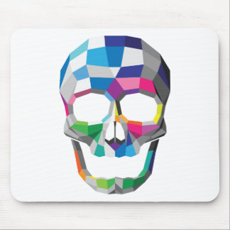Skull Mousepad Colors