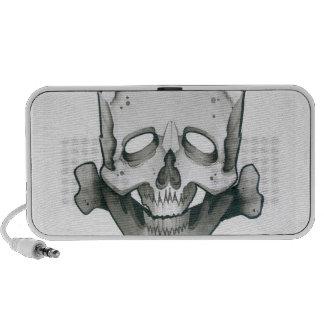 Skull N Bones Mini Speaker