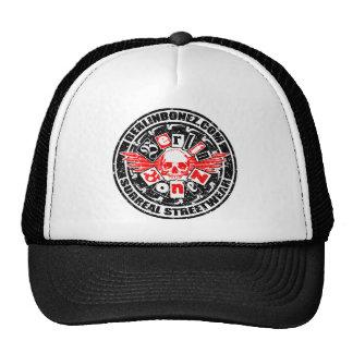 SKULL 'N' BULLETS TRUCKER HATS