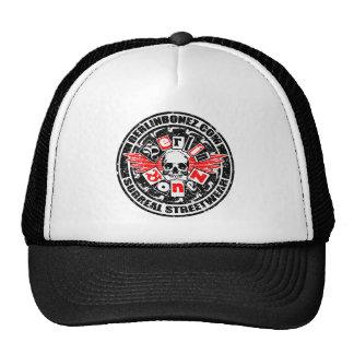 SKULL 'N' BULLETS HAT