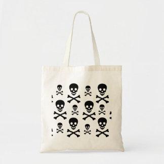 Skull N Crossbones Budget Tote Bag