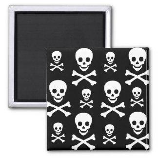 Skull N Crossbones Magnets