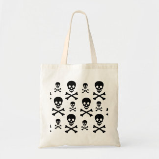 Skull N Crossbones Tote Bag