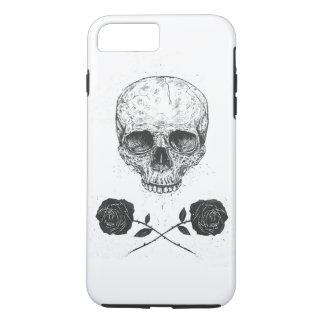 Skull N' Roses iPhone 8 Plus/7 Plus Case