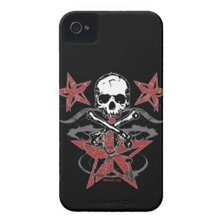 Skull N Star Blackberry Case