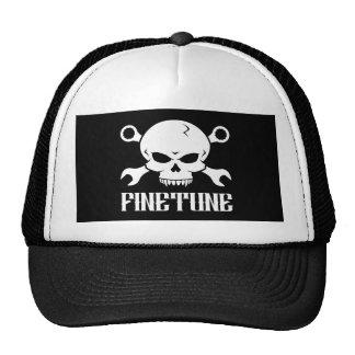 Skull 'n' Tools 2 - Finetune (white) Trucker Hats