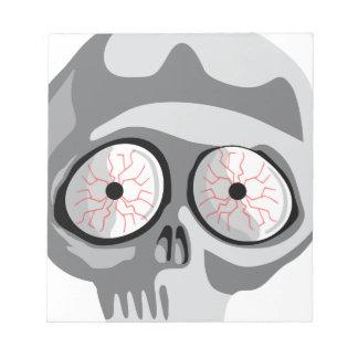 Skull Notepads