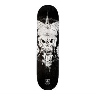 Skull of DEATH Skate Board Deck