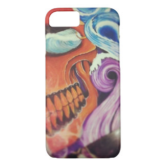 Skull Painting - Iphone 8/7 Case
