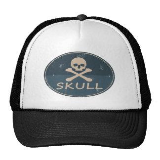 Skull Patch Cap