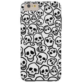 Skull Pattern Case