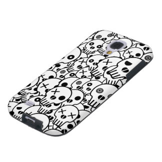 Skull Pile Galaxy S4 Case