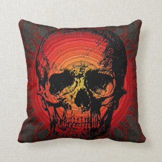 Skull Pillow Cushion