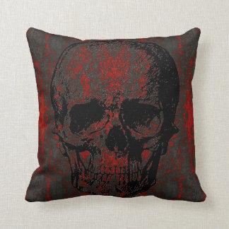 Skull Pillow Throw Cushion