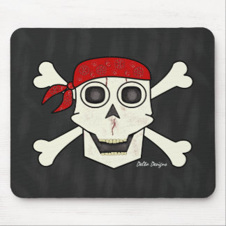 Skull Pirate Mousepad
