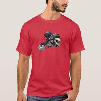 SKull Pop & Lock T-Shirt