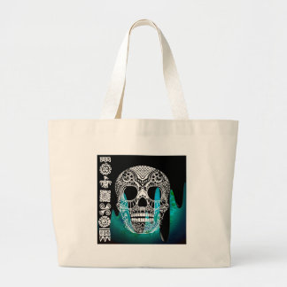 SKULL PRODUCTS CANVAS BAG