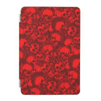 skull punk iPad mini cover
