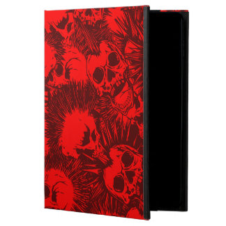 skull punk powis iPad air 2 case