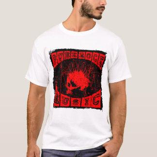 skull punk T-Shirt