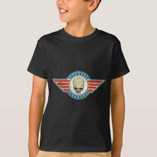 SKULL-RIBBON T-Shirt