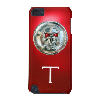 SKULL RIDERS MONOGRAM red iPod Touch 5G Case