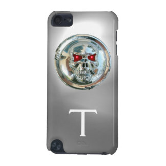 SKULL RIDERS MONOGRAM white iPod Touch (5th Generation) Cover