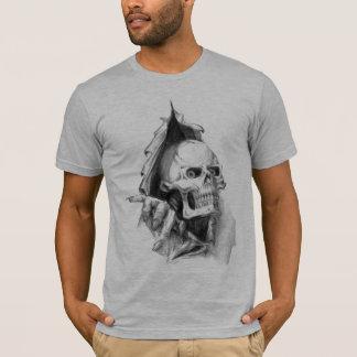 skull rip T-Shirt