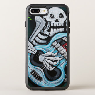 Skull Rock Phone Case