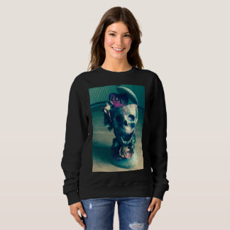Skull&Roses(Women's) Sweatshirt