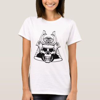Skull Samurai Warrior T-Shirt
