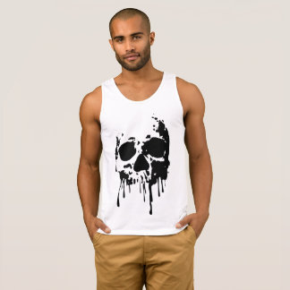 skull singlet