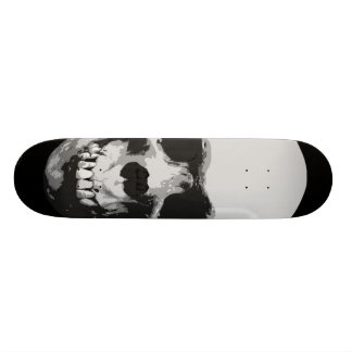 Skull Skateboard - Skull Pop Art Skateboards